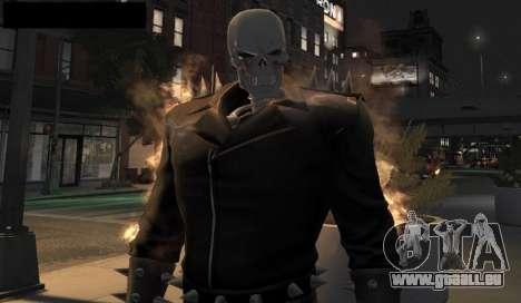 Ghost Rider pour GTA 4 cinquième écran