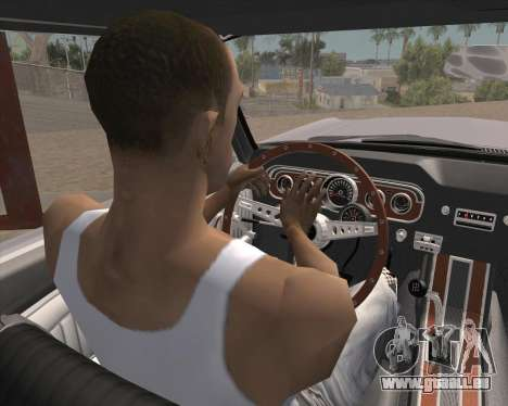 Animation drücken signal für GTA San Andreas