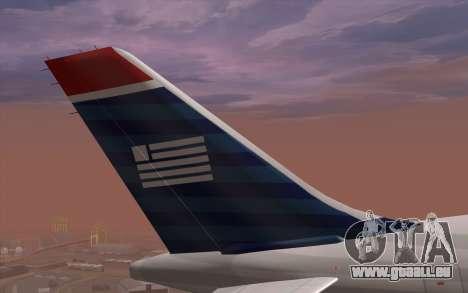 Airbus A330-300 für GTA San Andreas rechten Ansicht