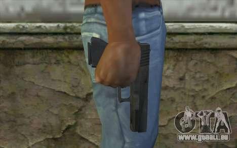 Glock 19 pour GTA San Andreas troisième écran