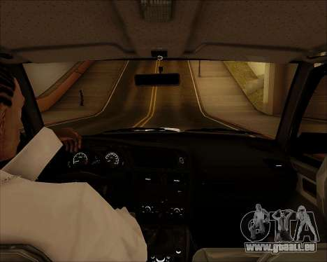 VAZ 2112 Accordables pour GTA San Andreas