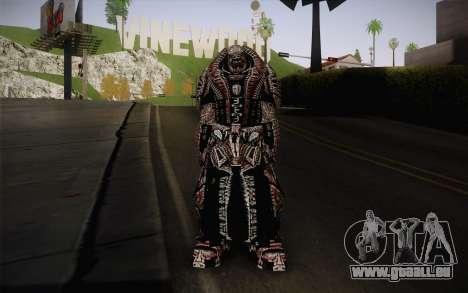 Theron Guard Cloth From Gears of War 3 v2 für GTA San Andreas