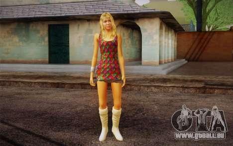 Hannah Montana für GTA San Andreas