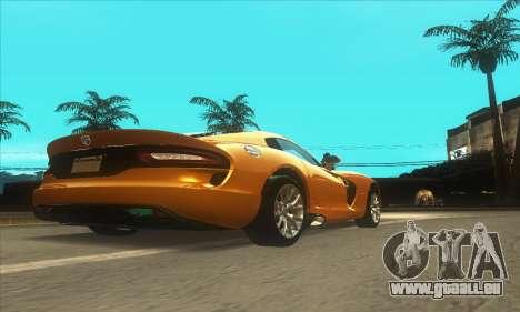 ATI ENBseries MOD pour GTA San Andreas