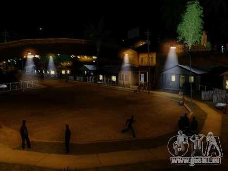 Improved Lamppost Lights v2 für GTA San Andreas her Screenshot
