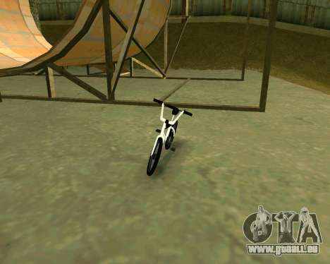 BMX из GTA Vice City Stories für GTA San Andreas linke Ansicht