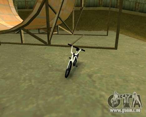 BMX из GTA Vice City Stories pour GTA San Andreas laissé vue
