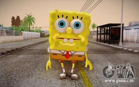 Sponge Bob für GTA San Andreas