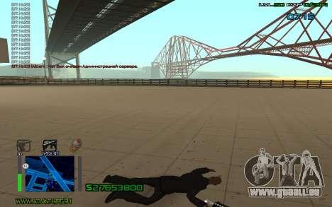 Saut pour GTA San Andreas troisième écran