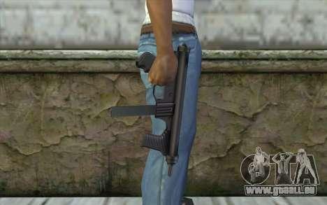 Beretta PM12 für GTA San Andreas dritten Screenshot