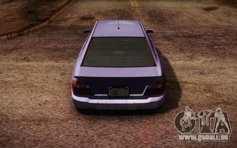 Sultan из GTA 5 für GTA San Andreas