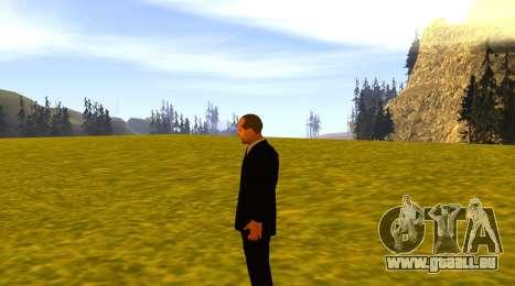 Jason Statham für GTA San Andreas sechsten Screenshot