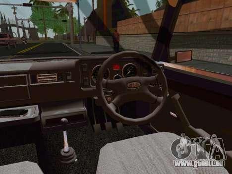 VAZ 2105 Riva pour GTA San Andreas vue de droite