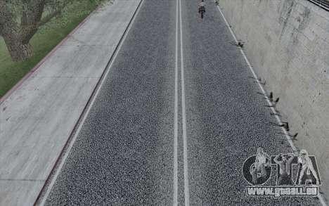 HD Roads 2014 pour GTA San Andreas quatrième écran