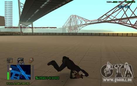 Saut pour GTA San Andreas deuxième écran