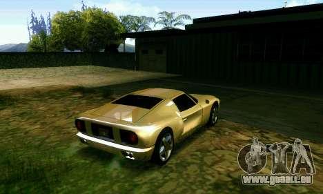 ENBSeries Rich World pour GTA San Andreas cinquième écran