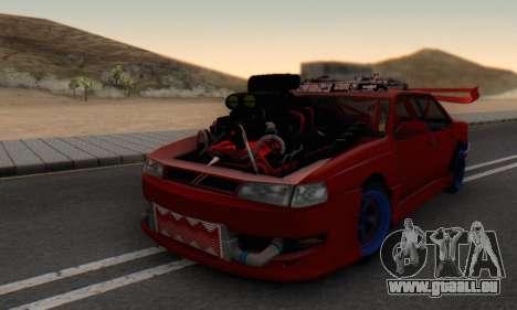 New Sultan für GTA San Andreas linke Ansicht
