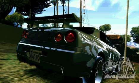 ENBSeries Rich World pour GTA San Andreas