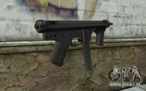 Beretta PM12 für GTA San Andreas zweiten Screenshot