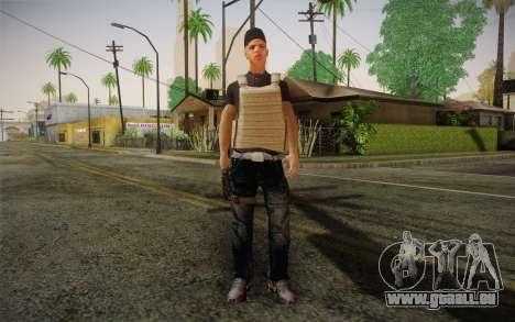 Desmadroso v1 pour GTA San Andreas