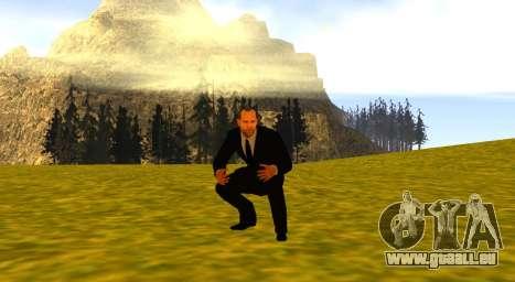 Jason Statham pour GTA San Andreas quatrième écran