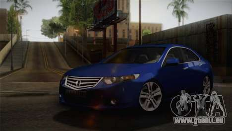 Honda Accord 2010 pour GTA San Andreas