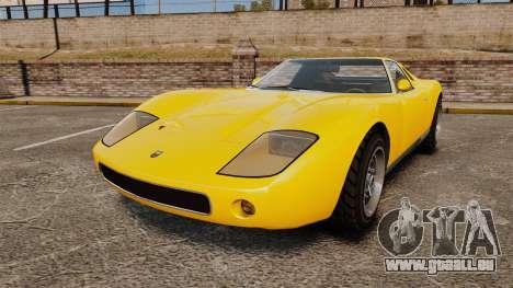 GTA V Pagassi Monroe für GTA 4