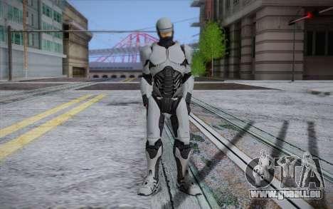 RoboCop 2014 für GTA San Andreas