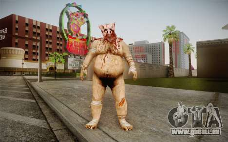 Piggsy Skin pour GTA San Andreas