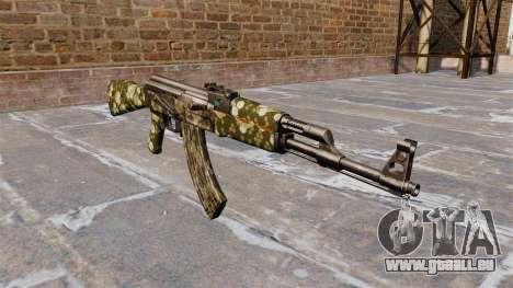 L'AK-47 Hex pour GTA 4