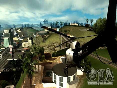 ENBSeries von Makar_SmW86 Medium PC für GTA San Andreas zweiten Screenshot
