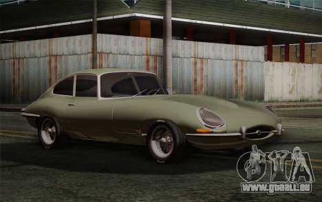 Jaguar E-Type 4.2 für GTA San Andreas