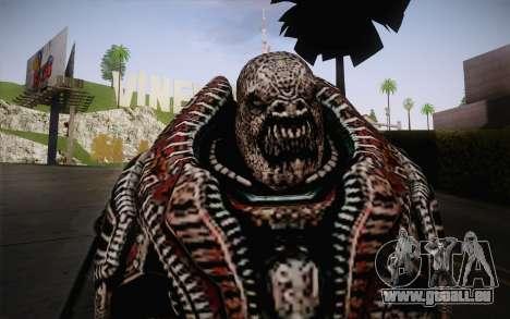 Theron Guard Cloth From Gears of War 3 v2 für GTA San Andreas dritten Screenshot