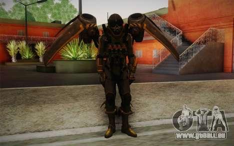 Firefly из Bataman pour GTA San Andreas