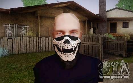 Buchon v1 für GTA San Andreas dritten Screenshot