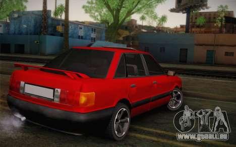 Audi 80 B3 v1.0 pour GTA San Andreas laissé vue