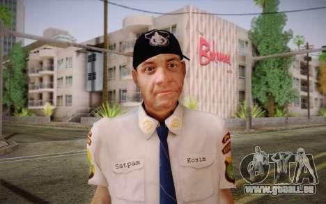 Satpam für GTA San Andreas dritten Screenshot