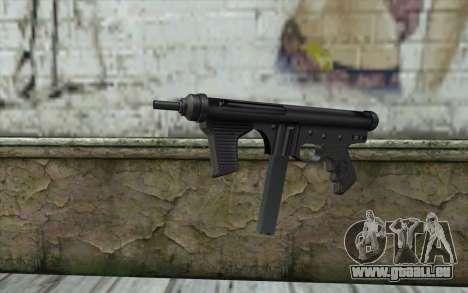 Beretta PM12 für GTA San Andreas
