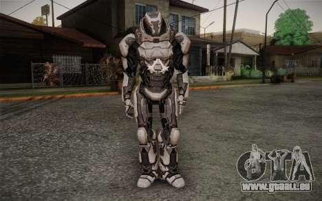 Robo Creed pour GTA San Andreas