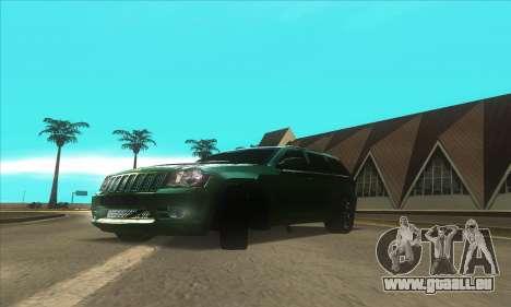 ATI ENBseries MOD pour GTA San Andreas troisième écran