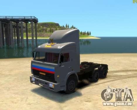 KamAZ-54115 für GTA 4
