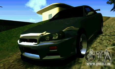 ENBSeries Rich World für GTA San Andreas siebten Screenshot