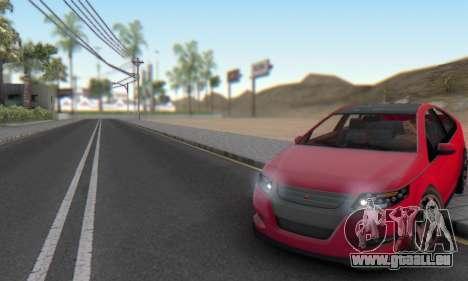 Cheval Surge V1.0 pour GTA San Andreas salon