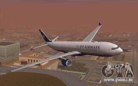Airbus A330-300 pour GTA San Andreas