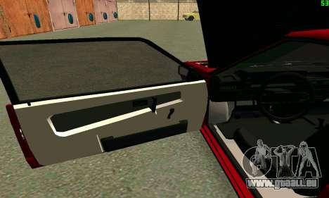 VAZ 2108 Turbo für GTA San Andreas Seitenansicht