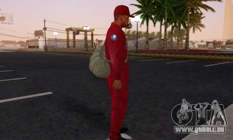 Bug Star Robbery 2 für GTA San Andreas dritten Screenshot