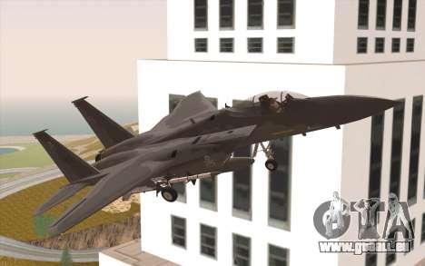 F-15C Eagle pour GTA San Andreas