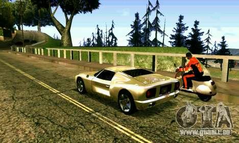 ENBSeries Rich World pour GTA San Andreas sixième écran