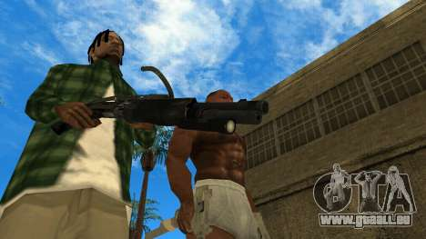 Franchi SPAS-12 für GTA San Andreas zweiten Screenshot