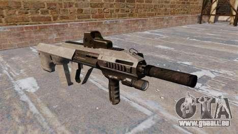 La machine Steyr AUG A3 ACU Camouflage pour GTA 4